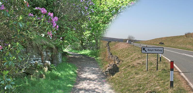 Goyt Valley maps