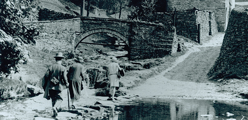 Goyt's Bridge