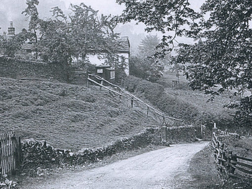 Lost farmhouses