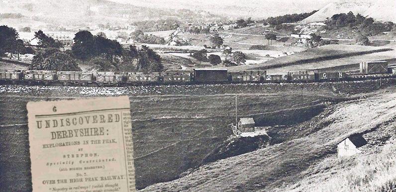 The High Peak Railway (1880)