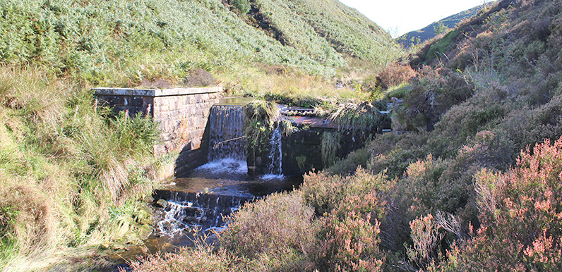 Tracing the mill lade
