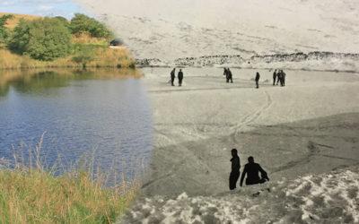 Goyt ice skating