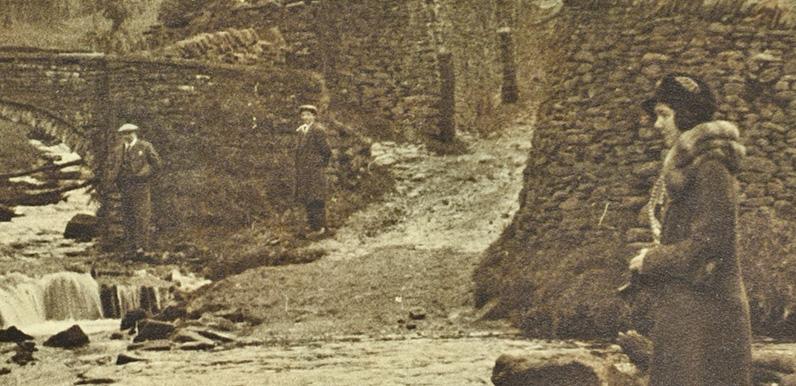 Goyt's Bridge dreamer
