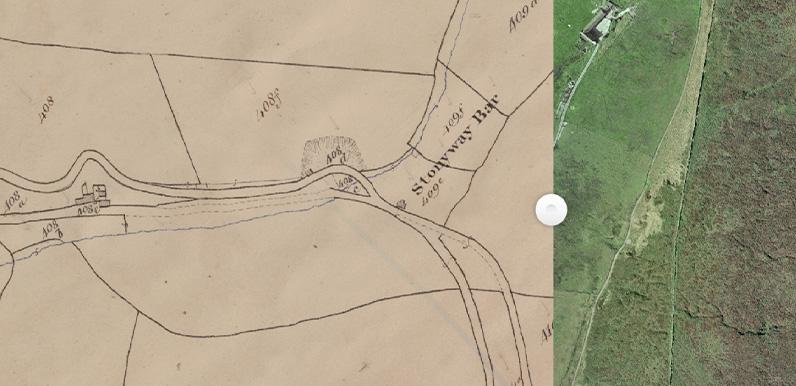 Cheshire tithe maps