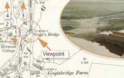 Locating the bridge