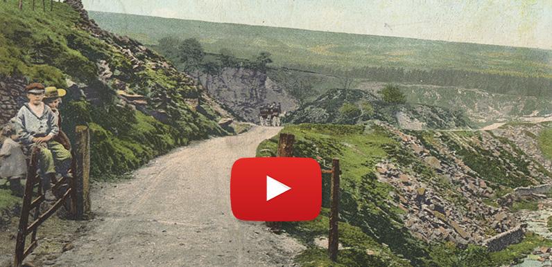 A postcard history