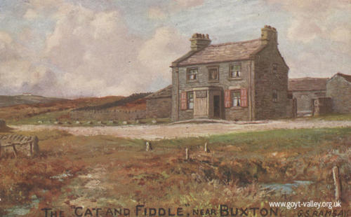 Cat & Fiddle. c.1900