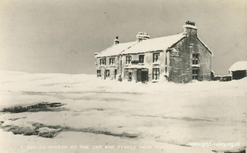 Cat & Fiddle. c.1920