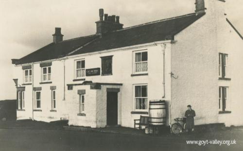 The Cat & Fiddle Inn. c.1960