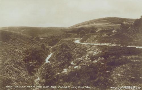 Goytsclough. c.1900.