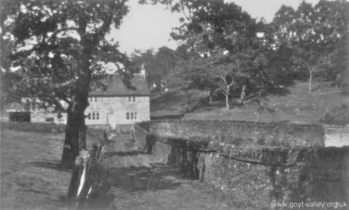 Castedge Farmhouse. c.1920.