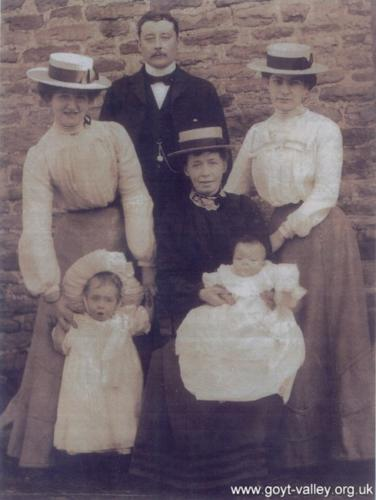 Unknown family. c.1910.