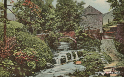 Goyt's Bridge c.1918