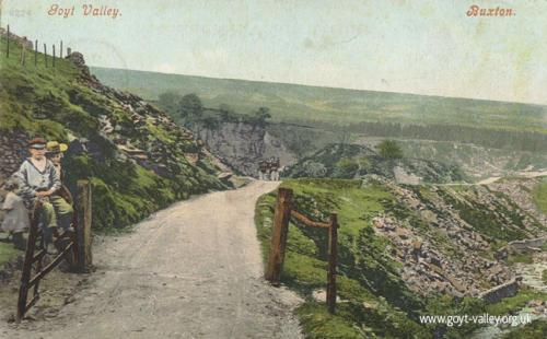 Goytsclough c.1900