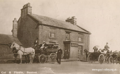 Cat & Fiddle c.1915