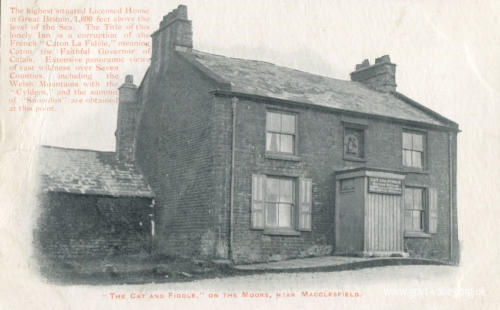 Cat & Fiddle c.1900