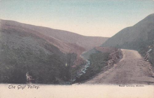 South to Derbyshire Bridge