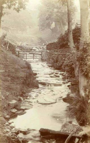 The Goyt near to Goyt's Bridge