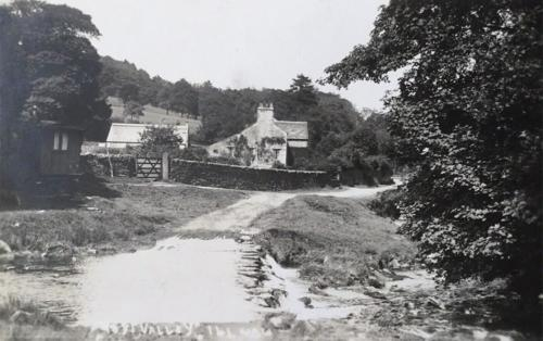 Errwood Cottage