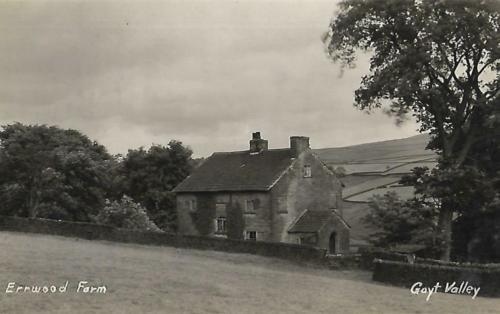 Errwood Farm