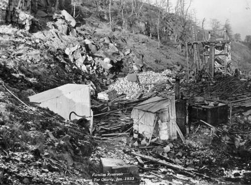 Issue Tor Quarry Jan 1933