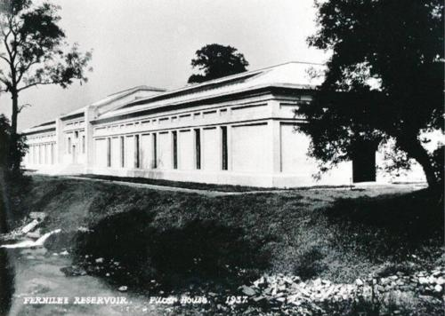 Filter house 1937