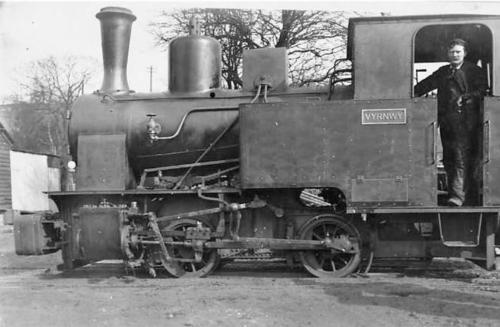 Engine Vyrnwy