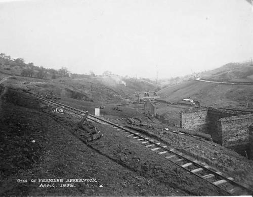 Fernilee Reservoir April 1932